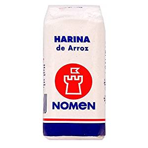 comprar harina de arroz nomen