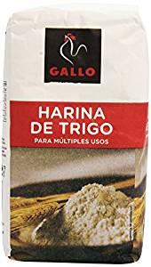 comprar harina de trigo gallo