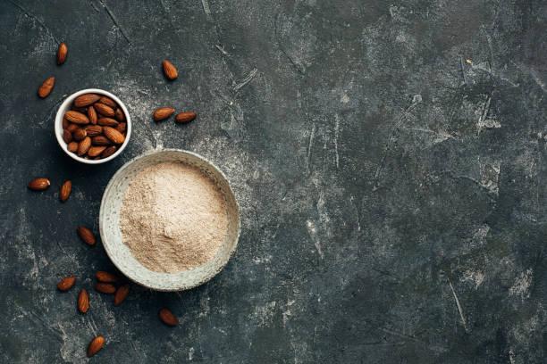 recetas de harina de almendra