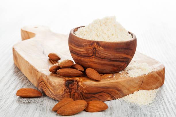 propiedades de la harina de almendra