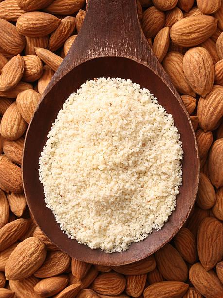 usos de la harina de almendra