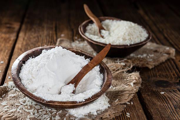 recetas con harina de arroz