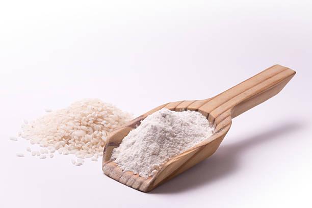 arroz en polvo