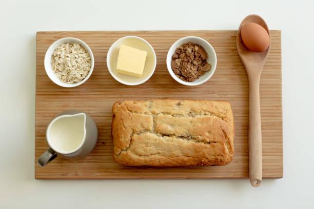 ingredientes para bizcocho de avena