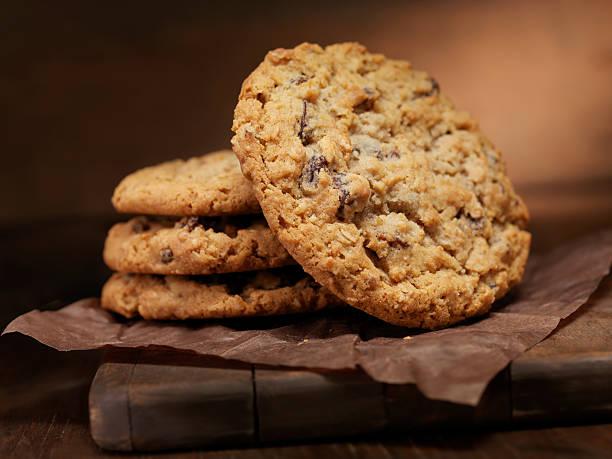 galletas de harina de avena