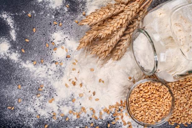 recetas con harina blanca