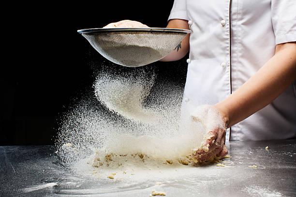 preparaciones con harina candeal