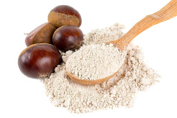 beneficios de harina de castaña