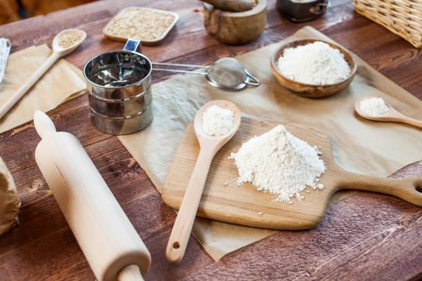 recetas con harina de centeno
