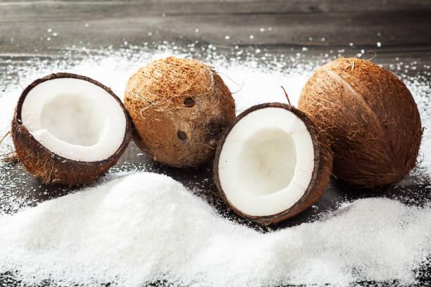 la harina de coco