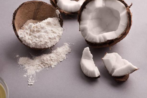 empleo de la harina de coco