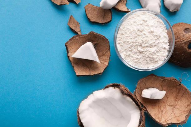 usos de la harina de coco