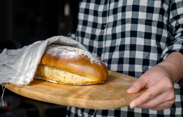 pan fresco con espelta