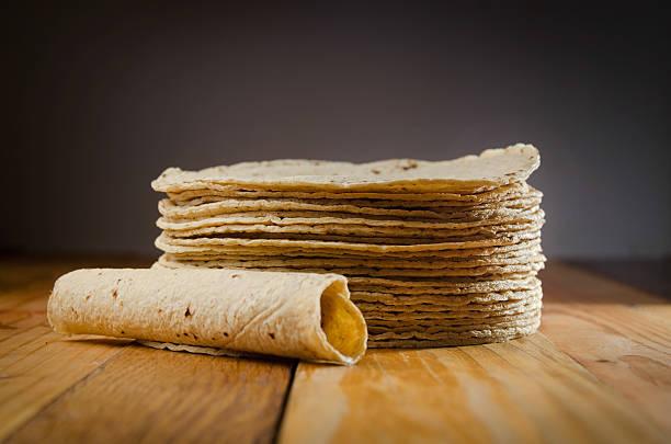 tortillas hechas con espelta