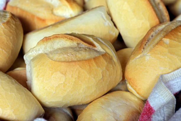 pan frances con harina de fuerza