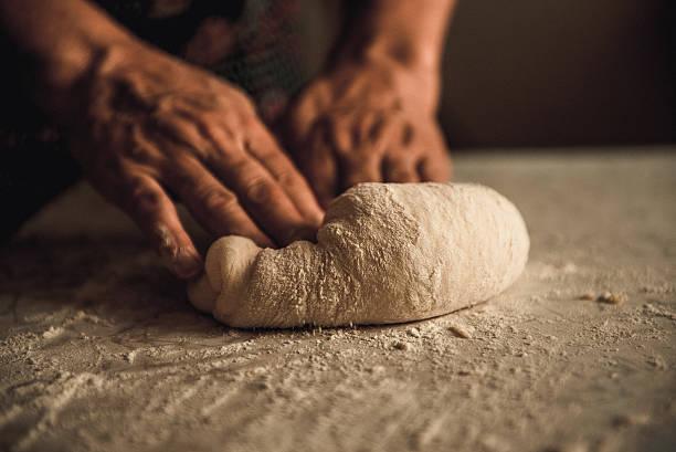 recetas con harina de fuerza