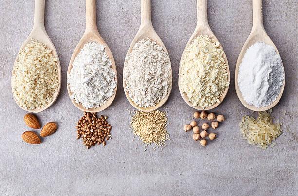 usos de la harina integral