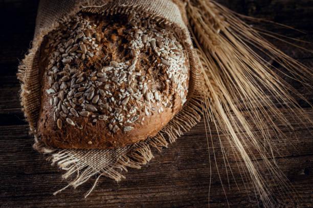 el pan de harina integral