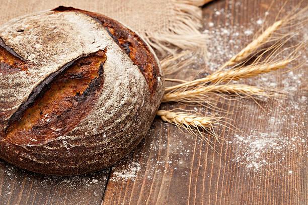 el pan con harina de kamut