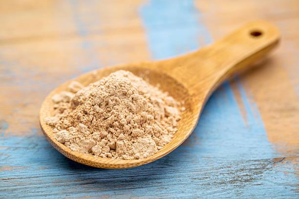 preparaciones con harina de maca