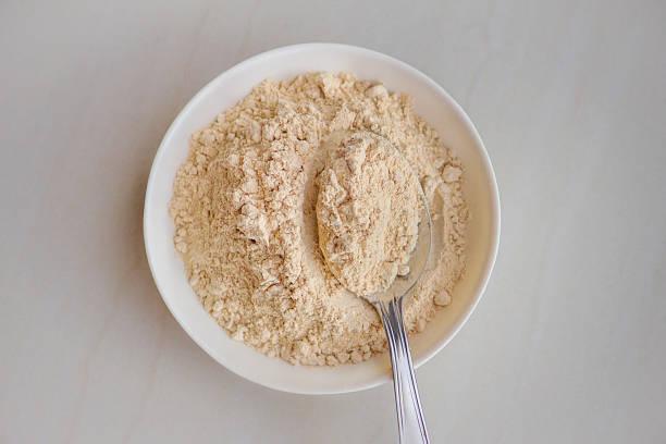 usar la harina de maca