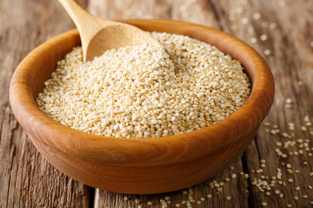 pan con harina de quinoa
