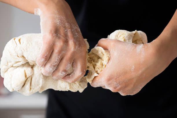utilizar harina de reposteria