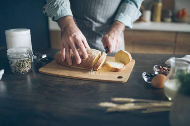 pan con harina sin gluten