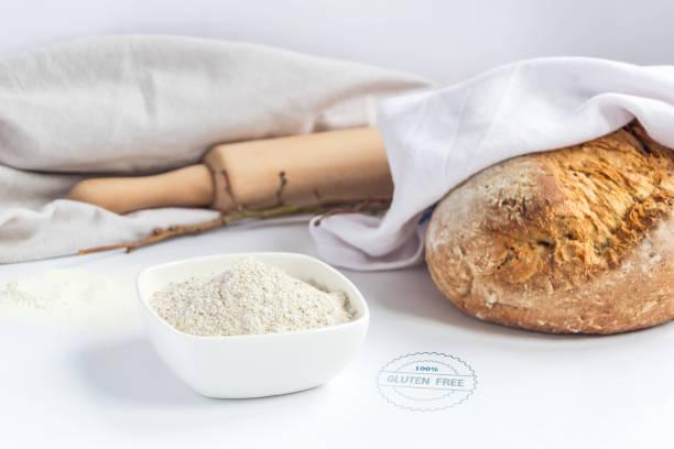 cocinar con harina sin gluten