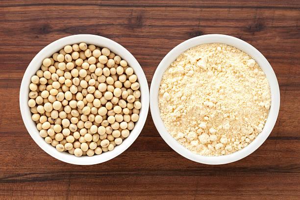 harina de soja de mercadona