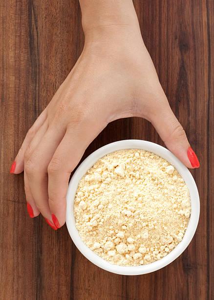 beneficios de la harina de soja