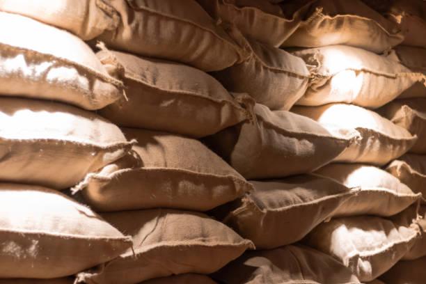 sacos de harina de tapioca