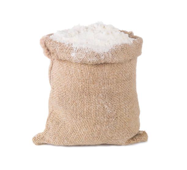 harina en un saco