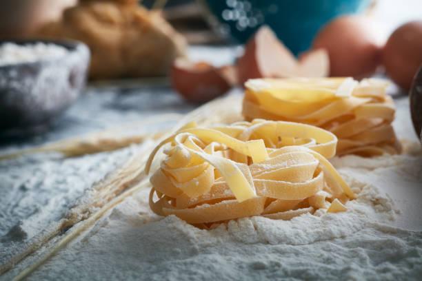 pasta de harina de trigo