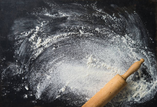 harina para hacer pan