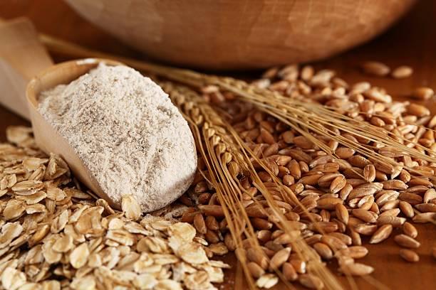 harina de trigo propiedades