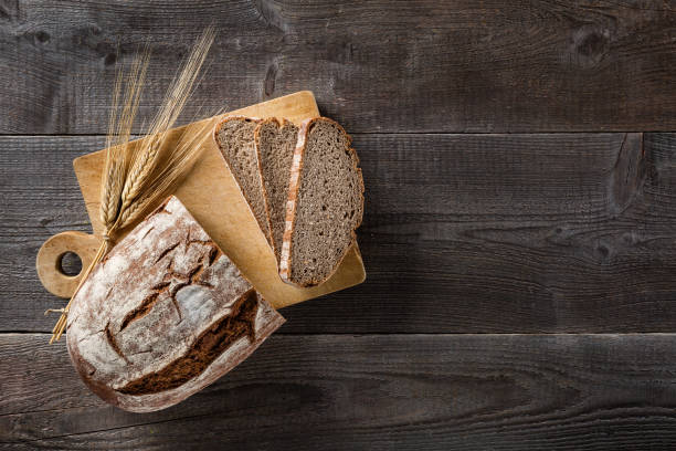 pan con harina de trigo
