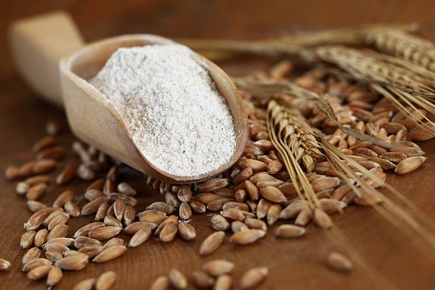 propiedades de harina de trigo integral