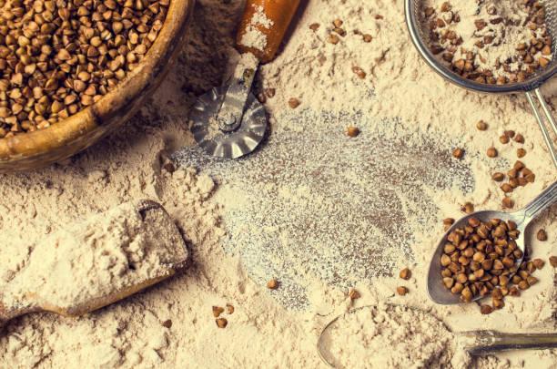 recetas de harina de trigo sarraceno