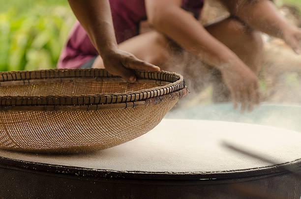 adquirir la harina de yuca