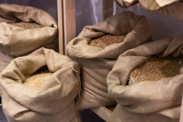 bolsas de trigo
