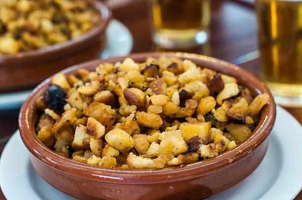 receta de migas españolas