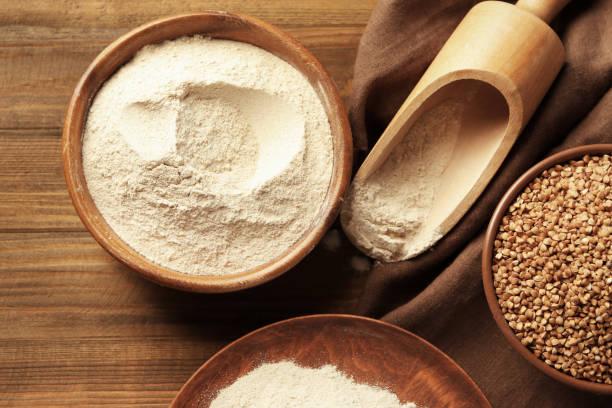 usos de la harina de alforfon