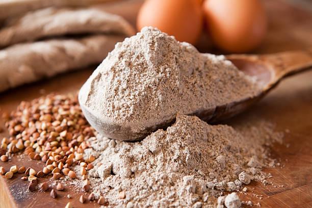 propiedades de la harina de alforfon