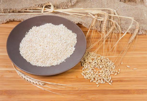 propiedades de la harina de cebada