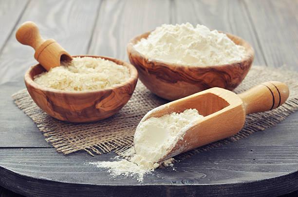 consumir harina sin gluten