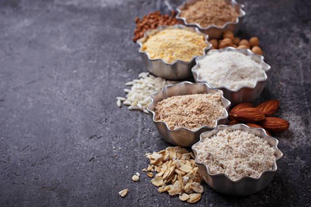 tipos de harina harinas sin gluten