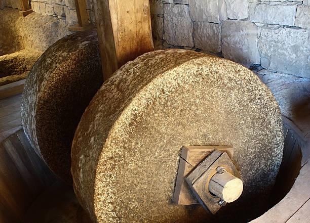 molinos de piedra