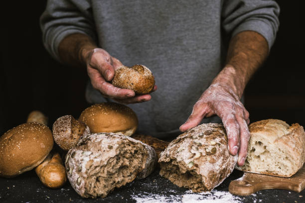 pan elaborado con harina ecologica