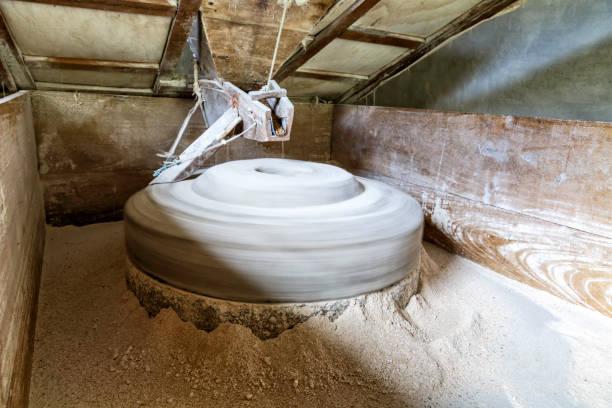 molinos ecologicos de la harina